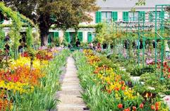 bike tours across canada:8.5-Hour Monet's Gardens Bike Tour