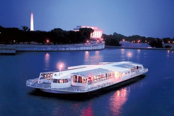 Washington Odyssey Dinner Cruise