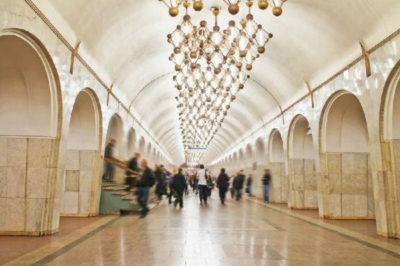 3-Hour Moscow Underground Tour