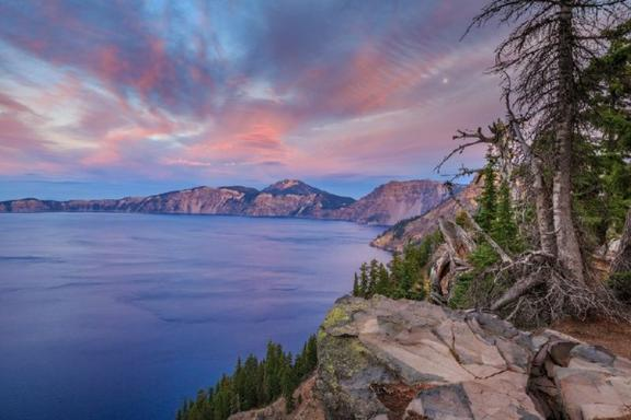 3-Day Oregon and Crater Lake National Park Bus Tour