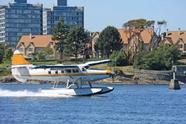 Victoria Panorama Airplane Tour
