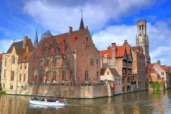 Day Trip to Bruges from Amsterdam
