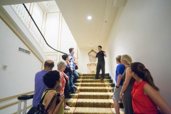 New Orleans Ghosts and Spirits Nighttime Walking Tour
