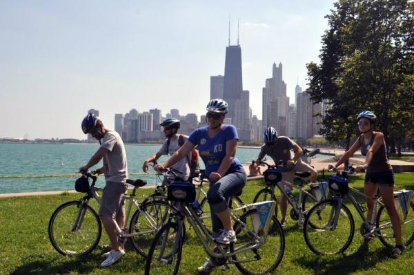 Lincoln Park Bike Adventure Tour