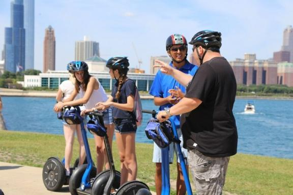 Amazing Lakefront Chicago Segway Tour