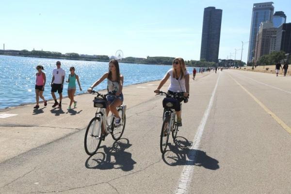 Chicago Day Bike Rental