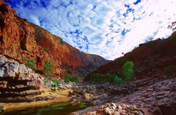 8-Day Red Center to Adelaide Adventure Tour