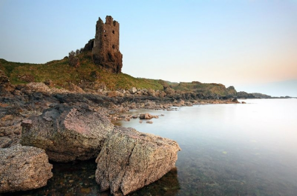 1 day trip in san francisco:Culzean Castle, Burns Country + Ayrshire Coast Day Trip