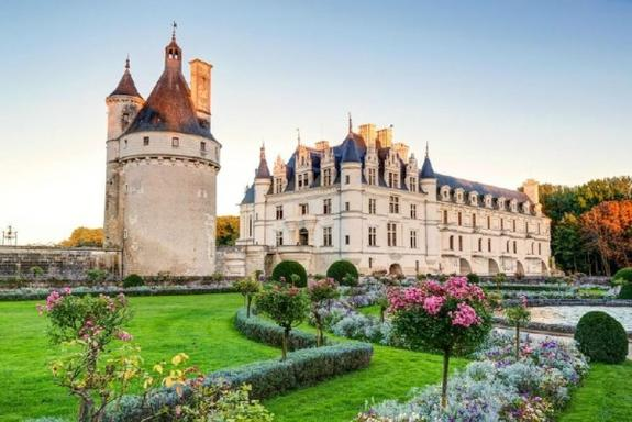 3-Day Normandy, Mont Saint-Michel and Loire Valley Tour