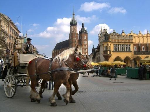 Krakow Hop-On Hop-Off Sightseeing