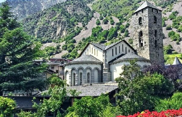 Three Countries in One Day: France, Andorra and Spain