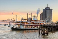 european river cruise cruise:New Orleans Steamboat Harbor Cruise