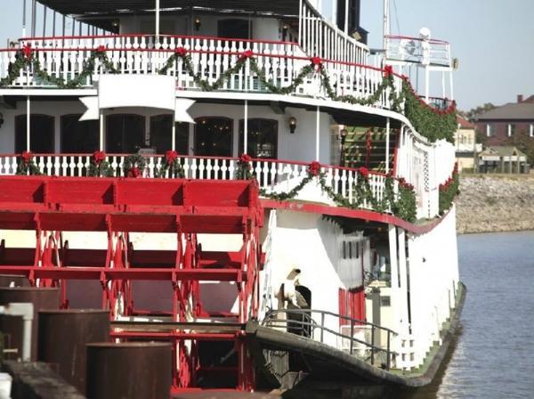 New Orleans Super City and Natchez Daytime Jazz Cruise Combination Tour