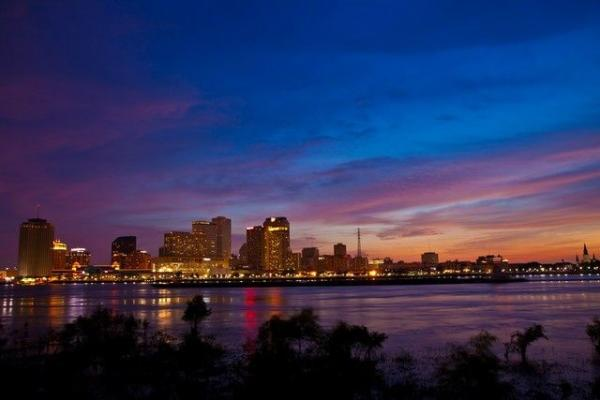 New Orleans Evening Jazz Cruise with Dinner