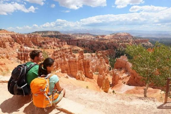 13-Day Scenic West Coast Tour: Yellowstone, Yosemite, Bryce, Grand Canyon & California Theme Parks