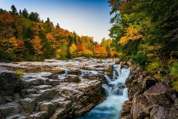 7-Day New England Fall Foliage Tour: Marthas Vineyard, Ogunquit, Plymouth and White Mountain National Forest