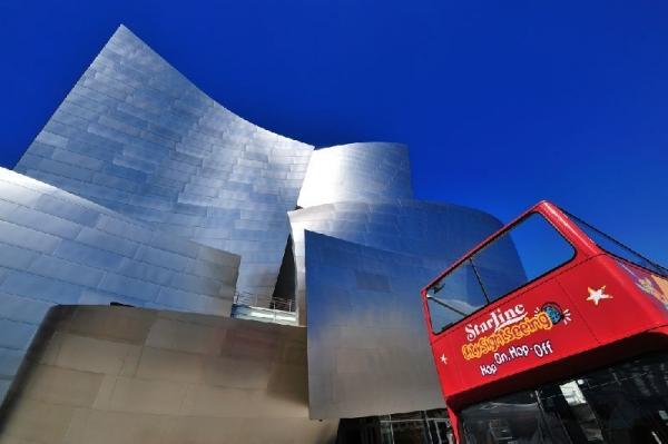 24 Hour Los Angeles Hop-On, Hop-Off Tour
