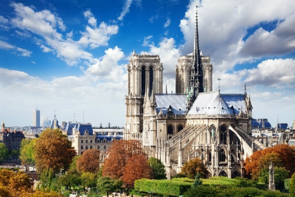 eiffel tower tour:Paris Bus Tour, River Cruise and Eiffel Tower