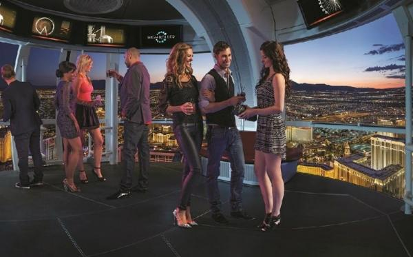 Madame Tussauds Las Vegas Scenic Package