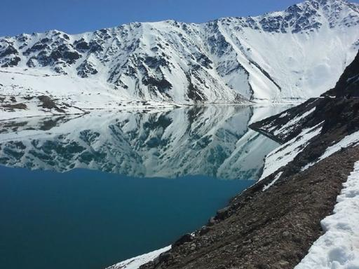 Embalse El Yeso Panoramic Day Trip from Santiago