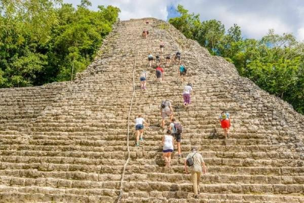 Full-Day Tour - Coba Archaeological Site & Choo Há Cenote