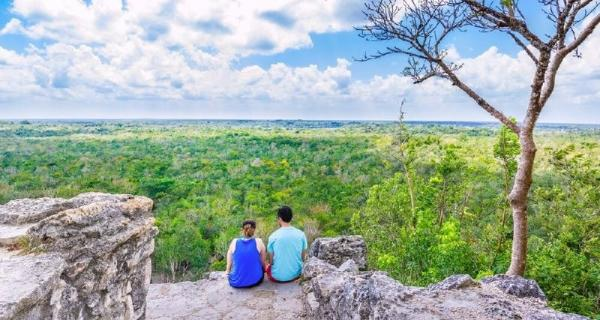 Full-Day Tour of Coba Archaeological Site and Gran Cenote