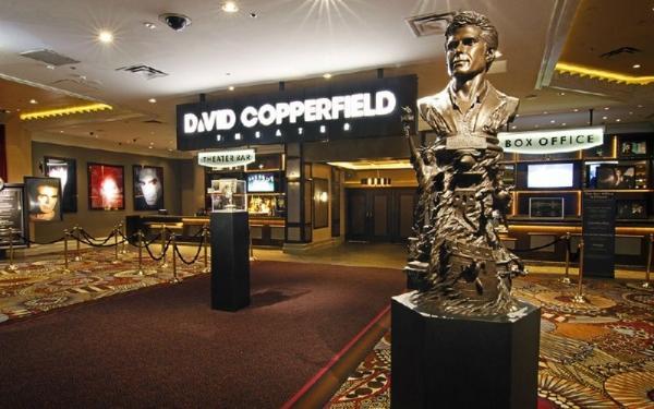 David Copperfield Magic Show in Las Vegas