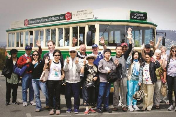 Morning Hobart City Tour