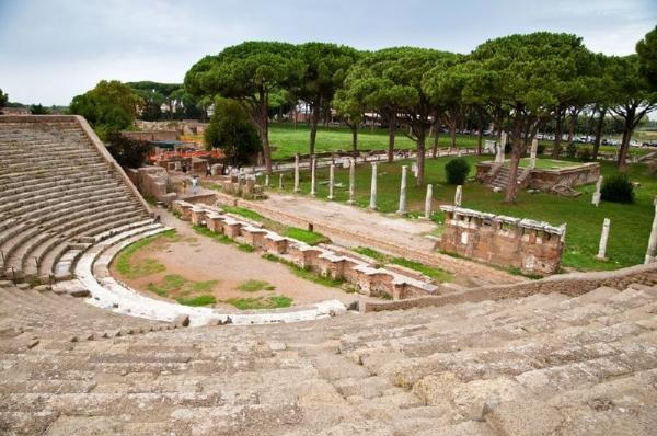 Ostia Antica Small Group Tour