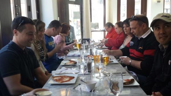 Boston Pizza & Historic Taverns Tour