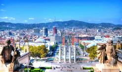 2 days to niagara falls canada from flushing ny:Barcelona Panoramic Tour w/ Montjuic