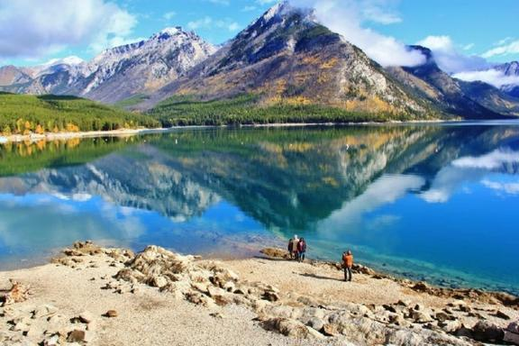 1-Day Explore Banff Sightseeing Tour