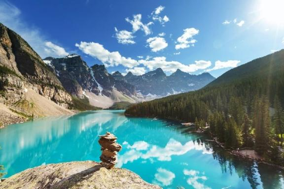 1-Day Banff & Yoho National Park Tour