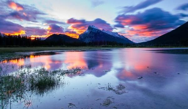 7-Day Victoria, Whistler, Lake Louise & Canadian Rocky Mountain Summer Tour Package