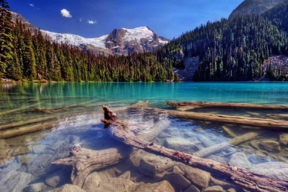 8-Day Vancouver, Victoria, Whistler, Chemainus, Lake Louise & Canadian Rocky Mountain Tour Package