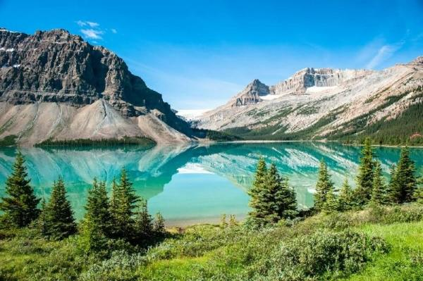 8-Day Vancouver, Canadian Rockies, Lake Louise, Glacier Skywalk and Rocky Mountaineer Tour Package