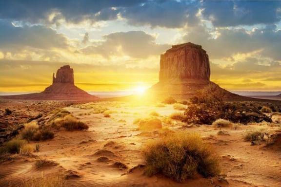 9-Day Wild West Coast Tour: Antelope Canyon, Monument Valley, Zion, Yellowstone & Grand Canyon