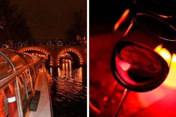 2-Hour Amsterdam Candlelight Cruise