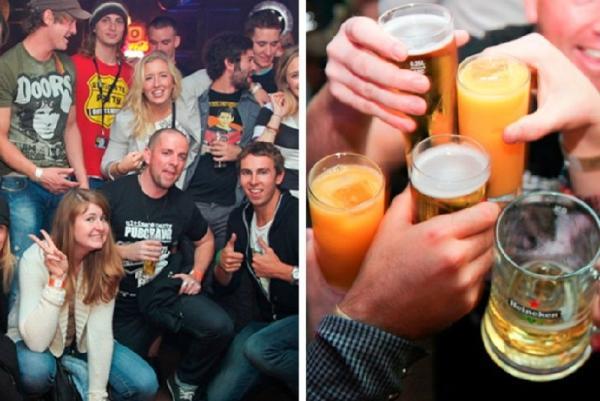 5-Hour Amsterdam Pub Crawl