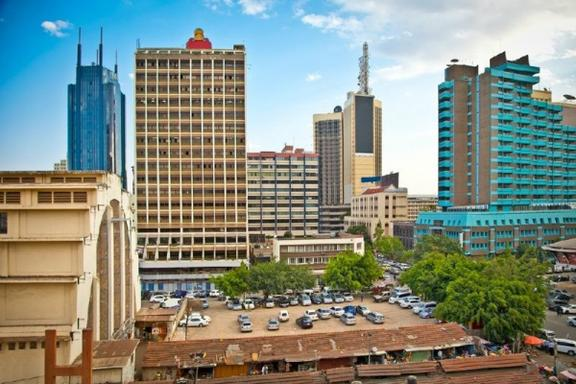 Nairobi Walking Tour