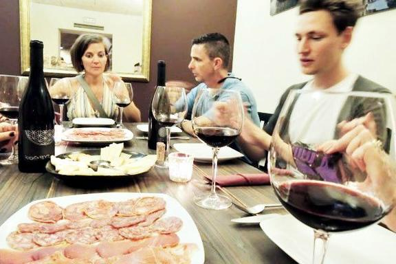 Barcelona Wine Tasting with Food Pairing