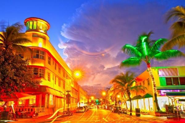9-Day Miami & Orlando Bus Tour