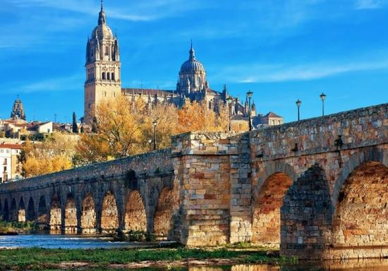 Avila and Salamanca Day Trip