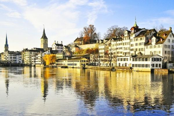 Zurich Extended City Tour