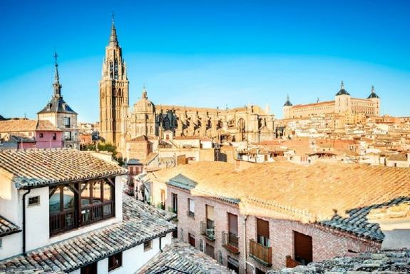 8-Hour Toledo Sightseeing Tour from Madrid