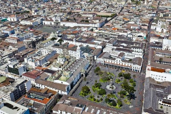 Quito Historical Sightseeing Tour