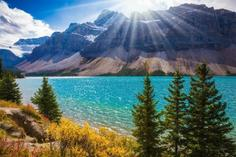 canada tour itinerary:8-Day Canada Rockies with Via Train and Victoria Tour from Vancouver