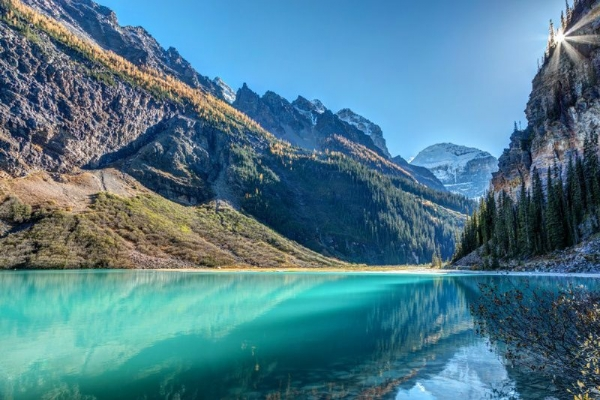 7-Day Canada Rockies and Victoria Tour from Vancouver