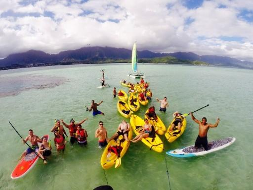 Self Guided Kayak and Snorkel Discovery Tour