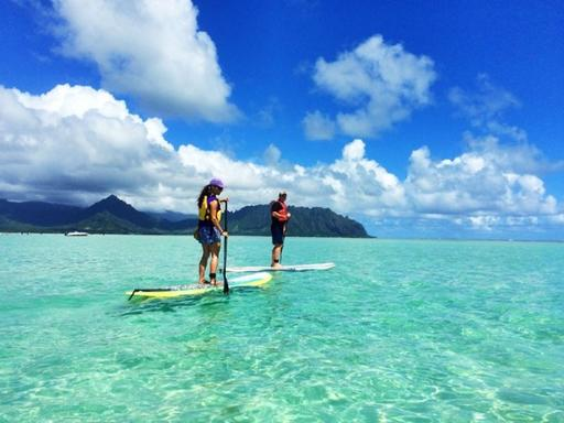 Kayak, Stand-Up Paddle Boards, and Snorkel Gear Rentals